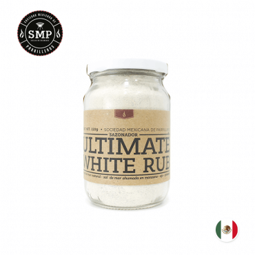 Sazonador ultimate white rub